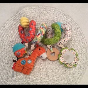 Infantino spiral activity toy.